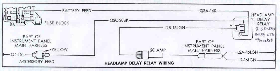 dodge coro headlight switch wiring diagram dodge engine